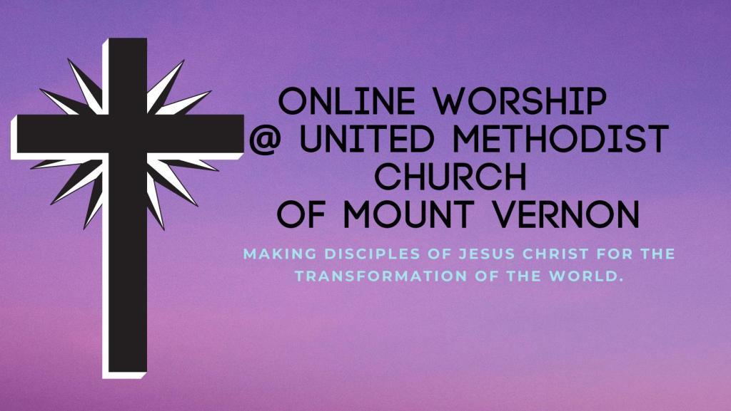 Online Worship Logo