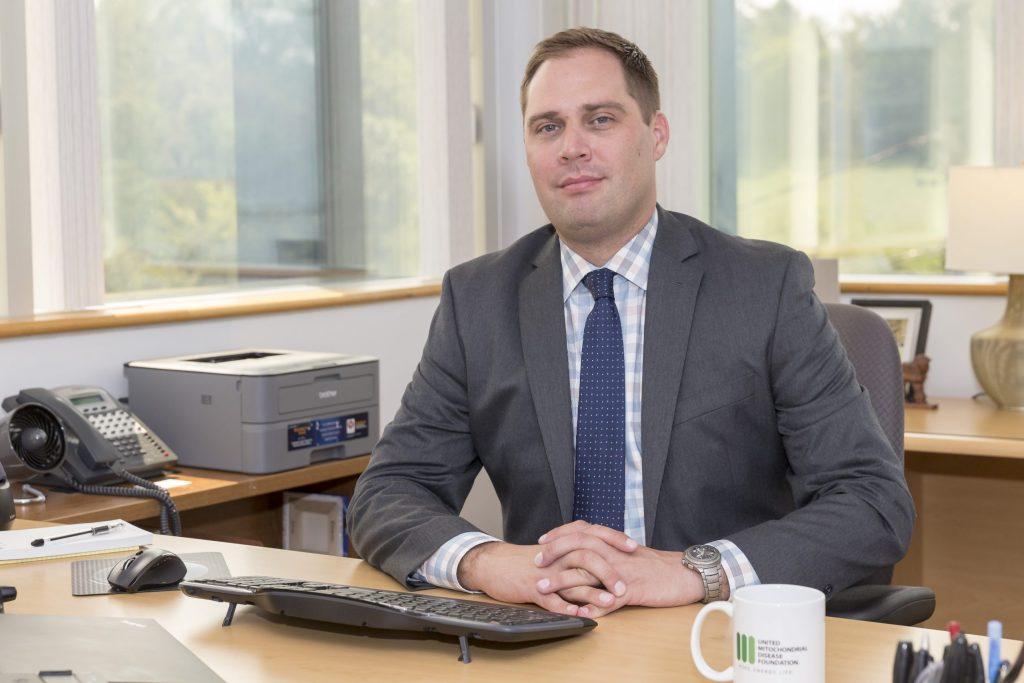 2018 – UMDF Hires New CEO