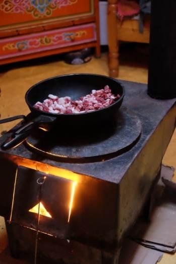 Ofen/Küche