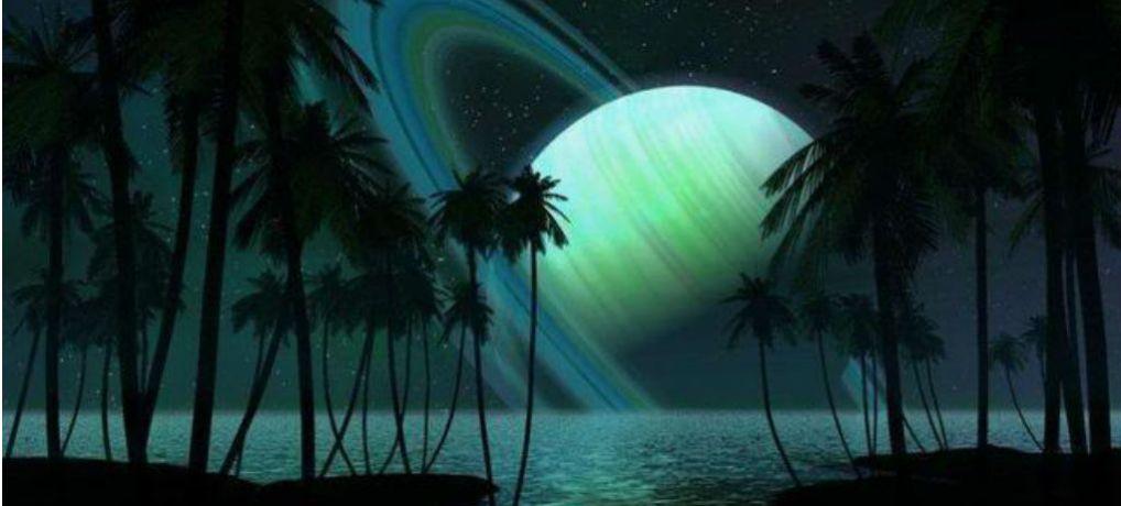 Saturn -Retrograde