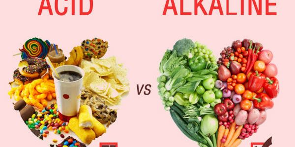 ACID -ALKALINE FOOD