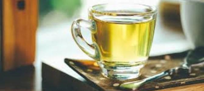 GREEN TEA- 5 TIMES STRONGER THAN AN APPLE