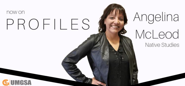 Profiles: Angelina McLeod