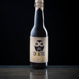 Les bières unique de la Chouette Brasserie