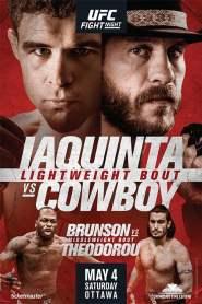 UFC Fight Night 151: Iaquinta vs. Cowboy