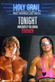 Holy Grail: The Search for WWE's Most Infamous Lost Match