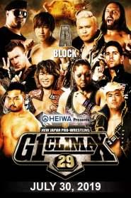 NJPW G1 Climax 29: Day 11