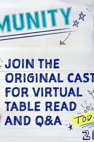 Community Reunion Special – Virtual Table Read event