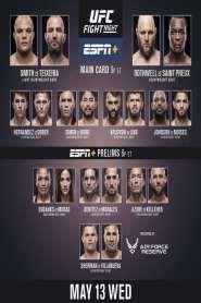 UFC Fight Night 171 Prelims