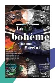 La bohème – Opéra de Monte Carlo