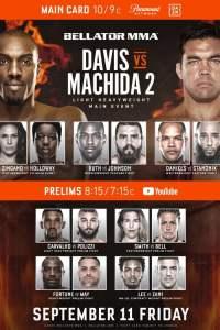 Bellator 245: Davis vs. Machida II
