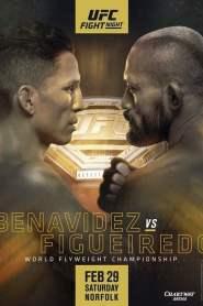 UFC Fight Night 169: Benavidez vs. Figueiredo – Prelims