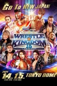 NJPW Wrestle Kingdom 15: Night 2