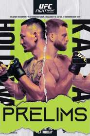 UFC on ABC 1: Holloway vs. Kattar – Prelims