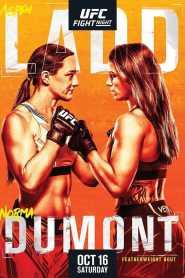 UFC Fight Night 195: Ladd vs. Dumont