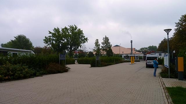 Gut konzipierte V/E Station