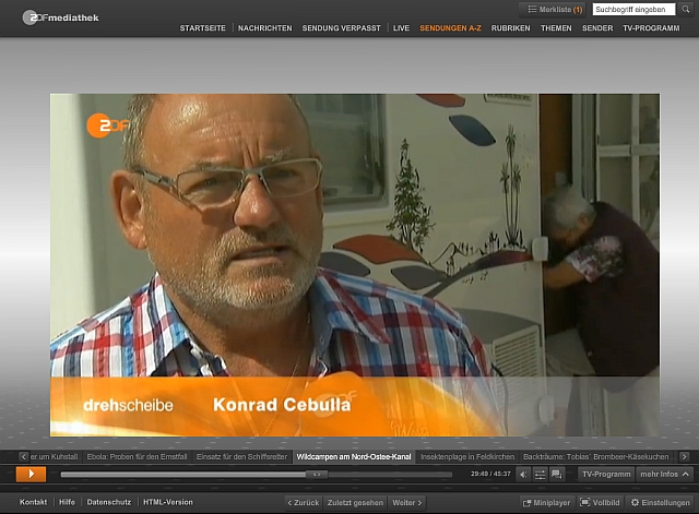 Bildquelle: ZDF Mediathek