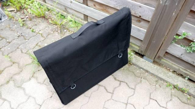 Falttasche Solarmodule inklusive