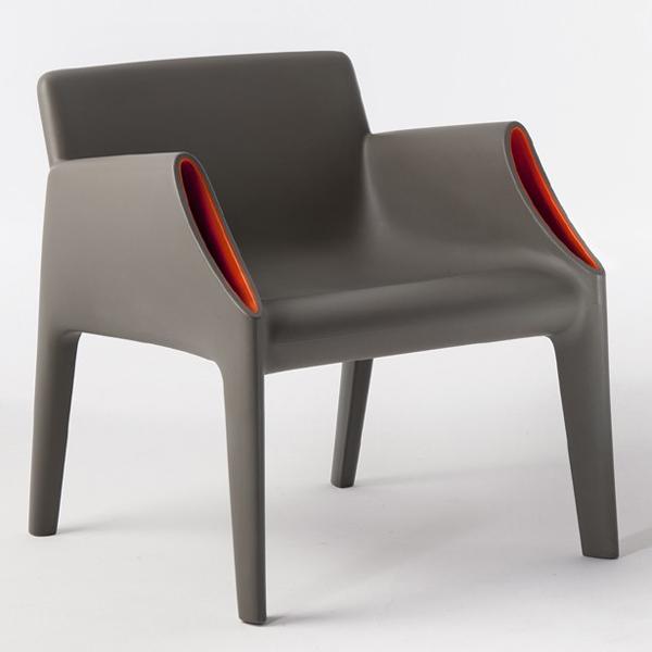 kartell magic hole chair plastic