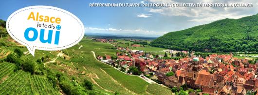 Alsace je te dis OUI
