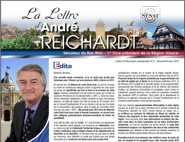 Newsletter Reichardt N3