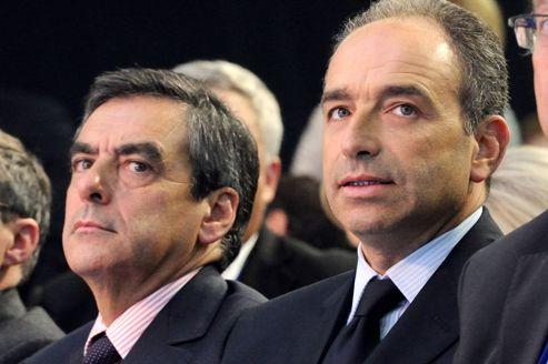 François FILLON et Jean-François COPE