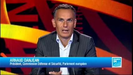 DANJEAN Arnaud France 24