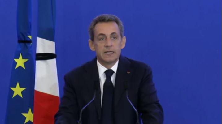 Sarkozy Attentats