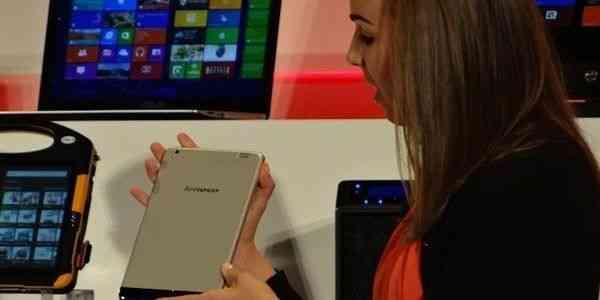 Spesifikasi dan Harga Lenovo Miix 8
