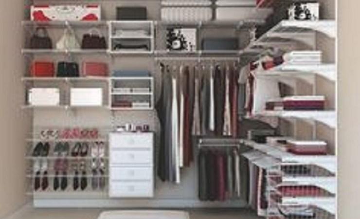 5 dicas para montar um closet pequeno e gastar pouco