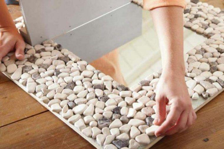 10 Ideias maravilhosas de decoração com pedras