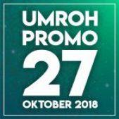 Umroh promo 27 Oktober 2018