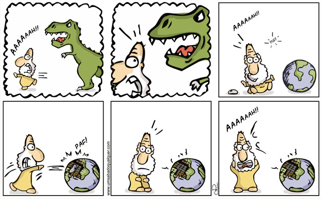 157 – Dinossauros, Hipótese 2