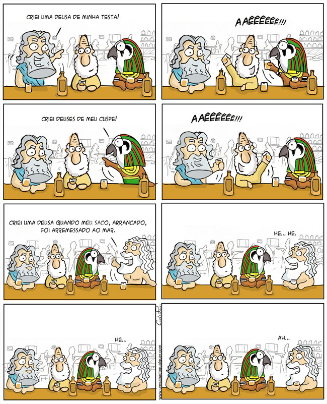 452 – Buteco dos Deuses 2