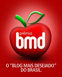 Prêmio BmD – Blog mais desejado do Brasil