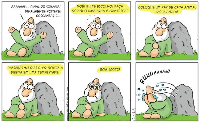 505 – As aventuras de Noé