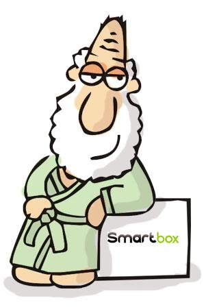 Ação Roupão SmartBox