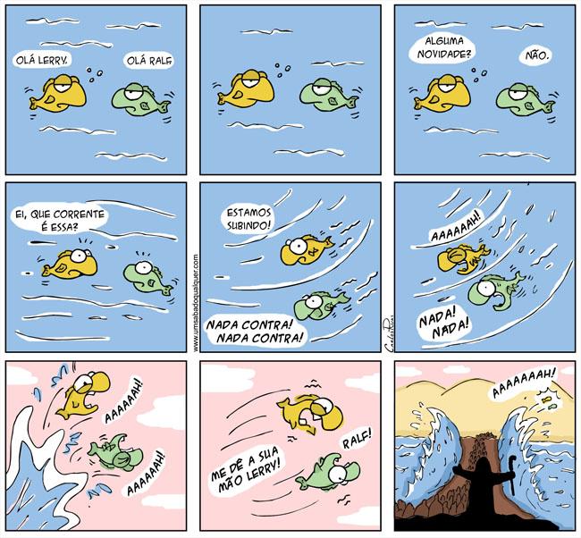 558 – Pobres peixes