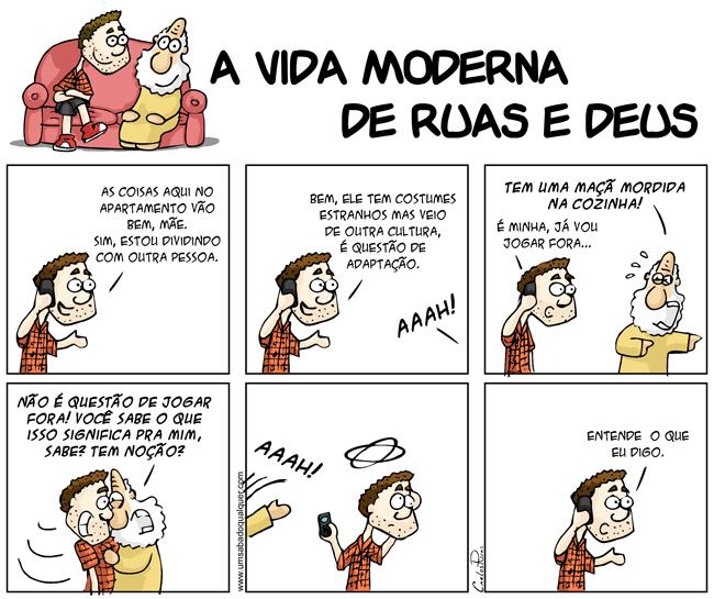 911 – A vida moderna de Ruas e Deus 2