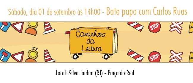 Caminhos da Leitura em Silva Jardim – RJ