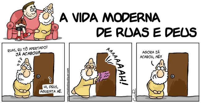 920 – A vida moderna de Ruas e Deus