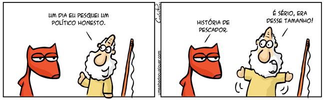 944 – Tira do leitor – Pescaria 3