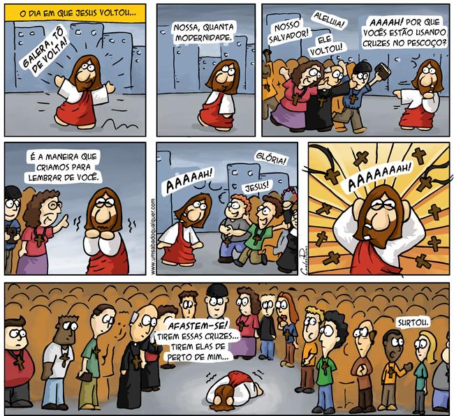 1013 – Jesus, o retorno.