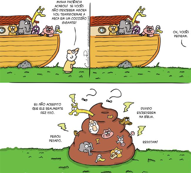 1073 – Nos bastidores da Arca 8