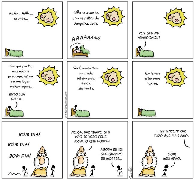 1083 – Adão em depressão 4