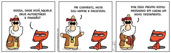 1095 – Deus hippie