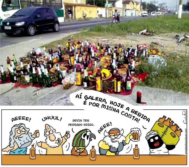 1105 – Um Deus para não faltar nas festinhas