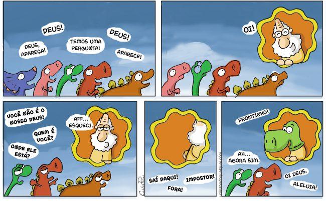 1119 – Deus Dinossauro