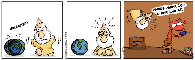 1186 – Terremotos, explicação…