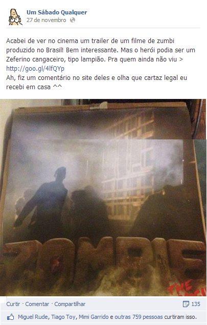 Campanha Zombie – A Origem
